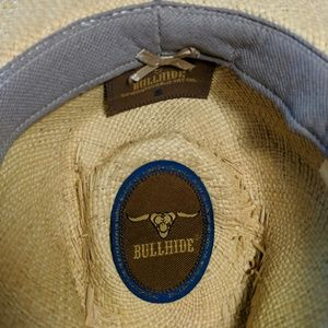09861352a Bullhide by Montecarlo Earth 'N Wind Western Hat